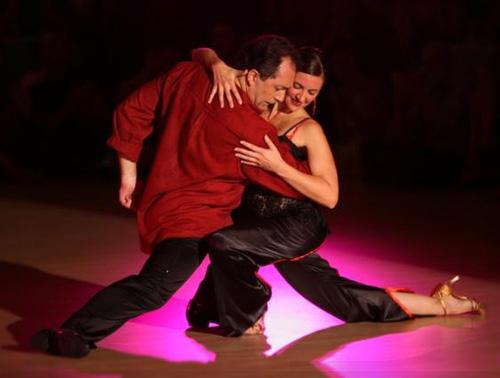 milonguero stili tango kursu